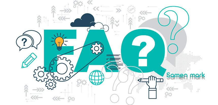 سوالات متداول مارک و لیبل صنعتی - ثامن مارک