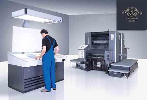 چاپ و تولید لیبل و مارک و استیکر صنعتی